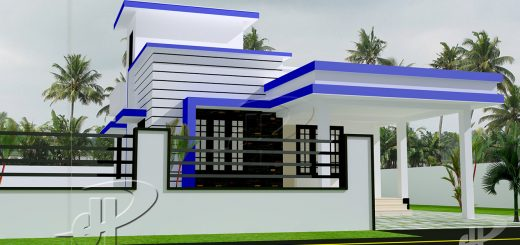 1161 SQFT HOME DESIGN Kerala Home Design