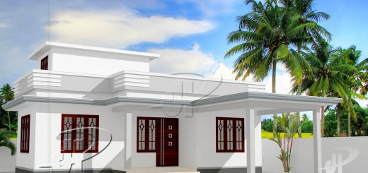Single Floor Homes Page 7 Kerala Home Design