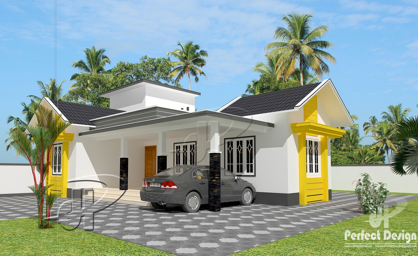 This beautiful home designed to be built in 1129 square feet 105 square meters this house have porchsit out2 bedrooms2 attached bath diningliving