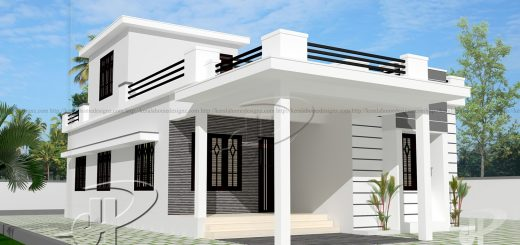 Single Floor Homes Page 5 Kerala Home Design