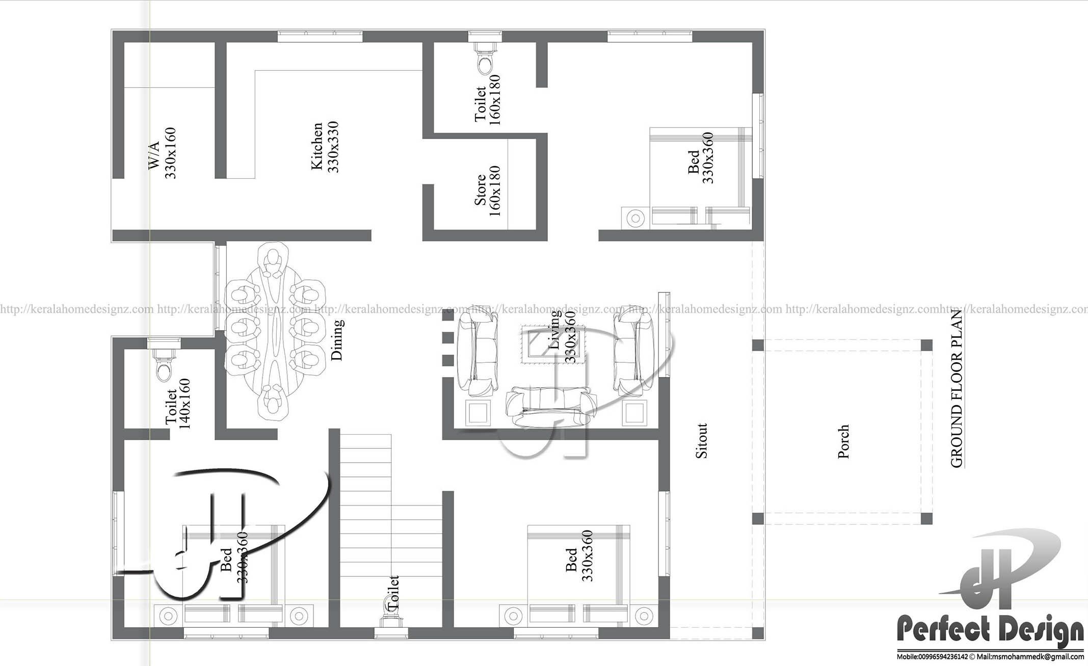 100 Square Meters To Square Feet 1141 Square Feet