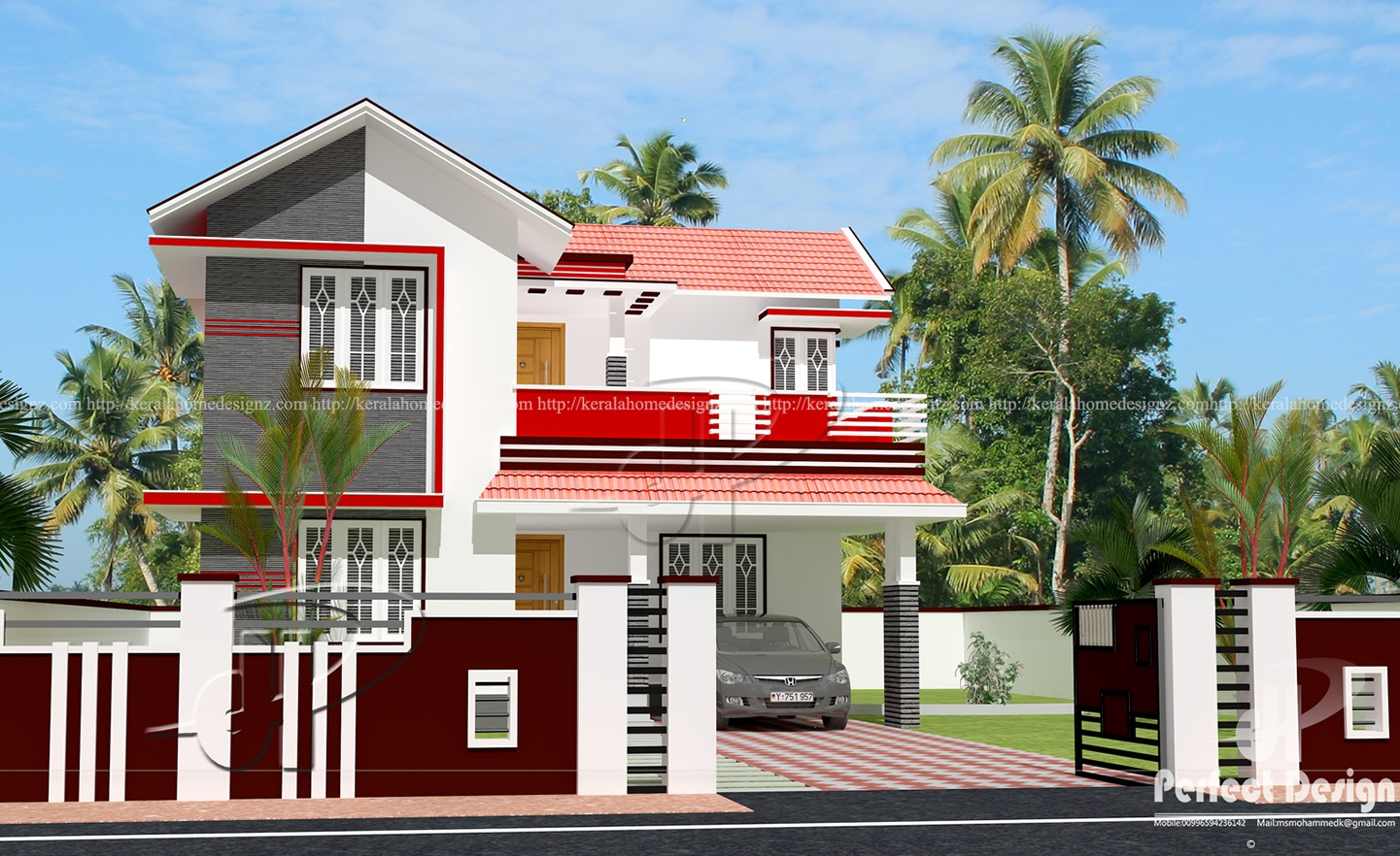 100 25 Square Meters To Feet April 2016 Kerala Home