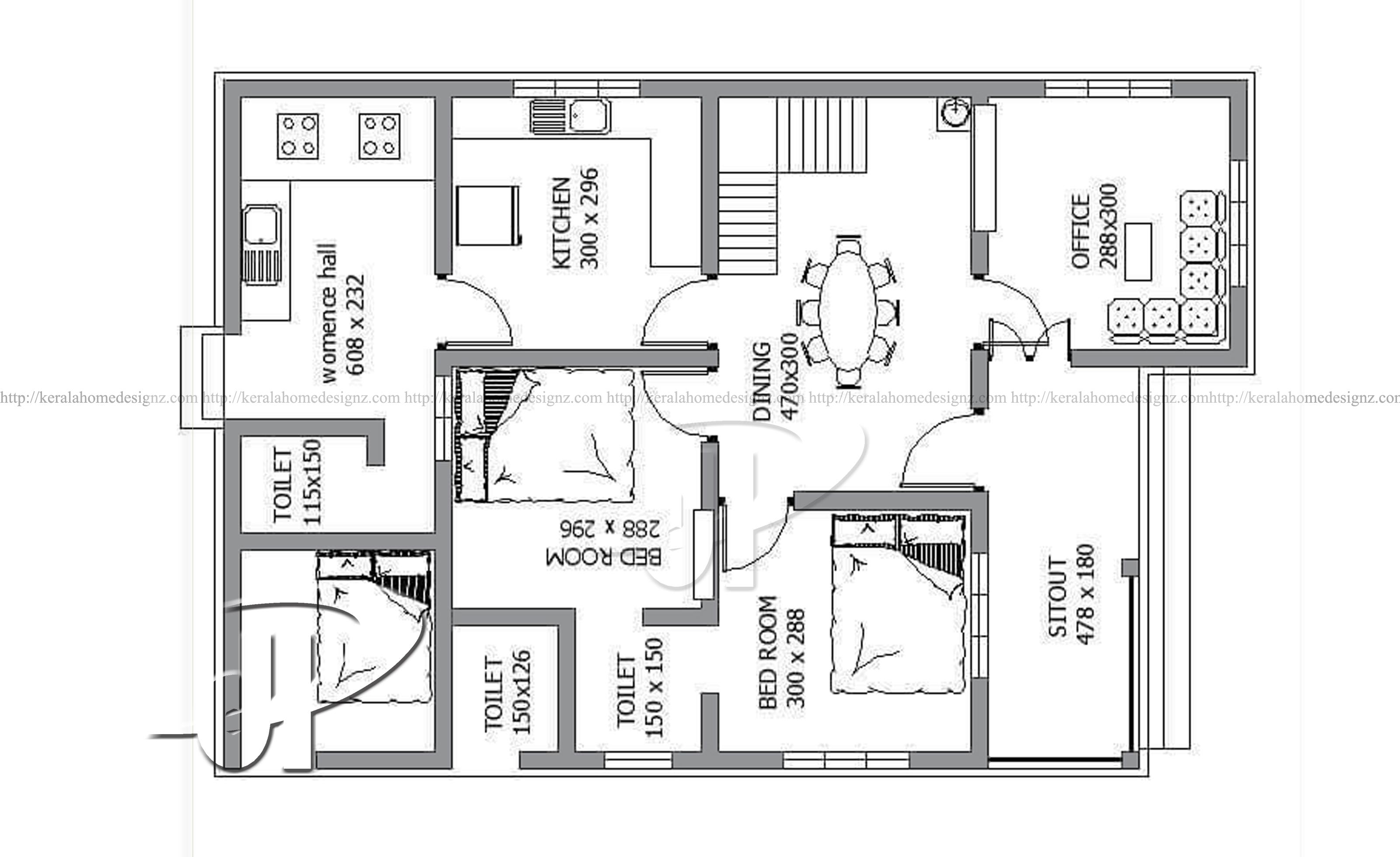 Sq Meter To Sq Ft 829 Sq Ft Beautiful Home Designs U2013