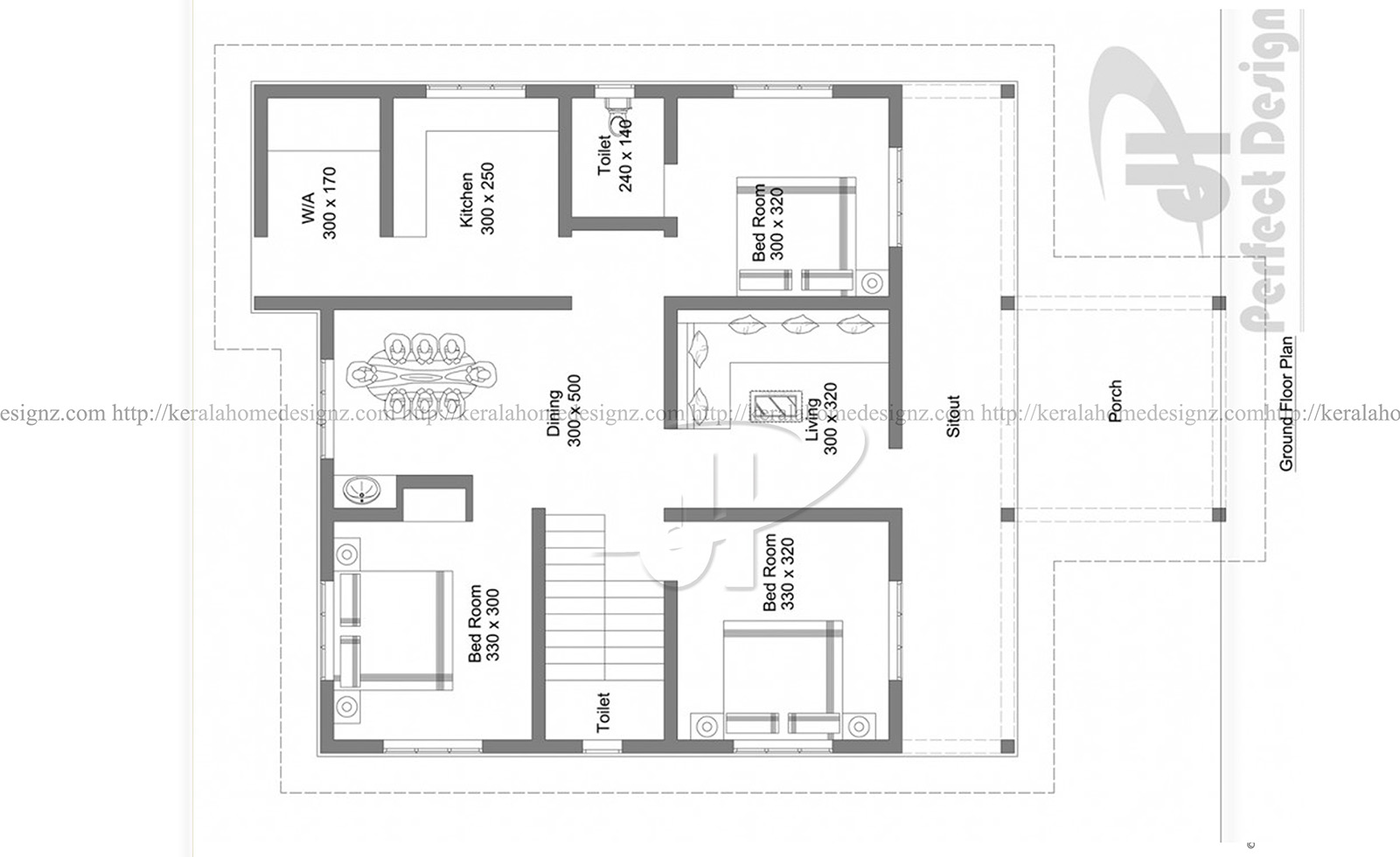 modern home layout specifications ground floor is designed in 111 square meter 1194 sqft - Modern Home Layout
