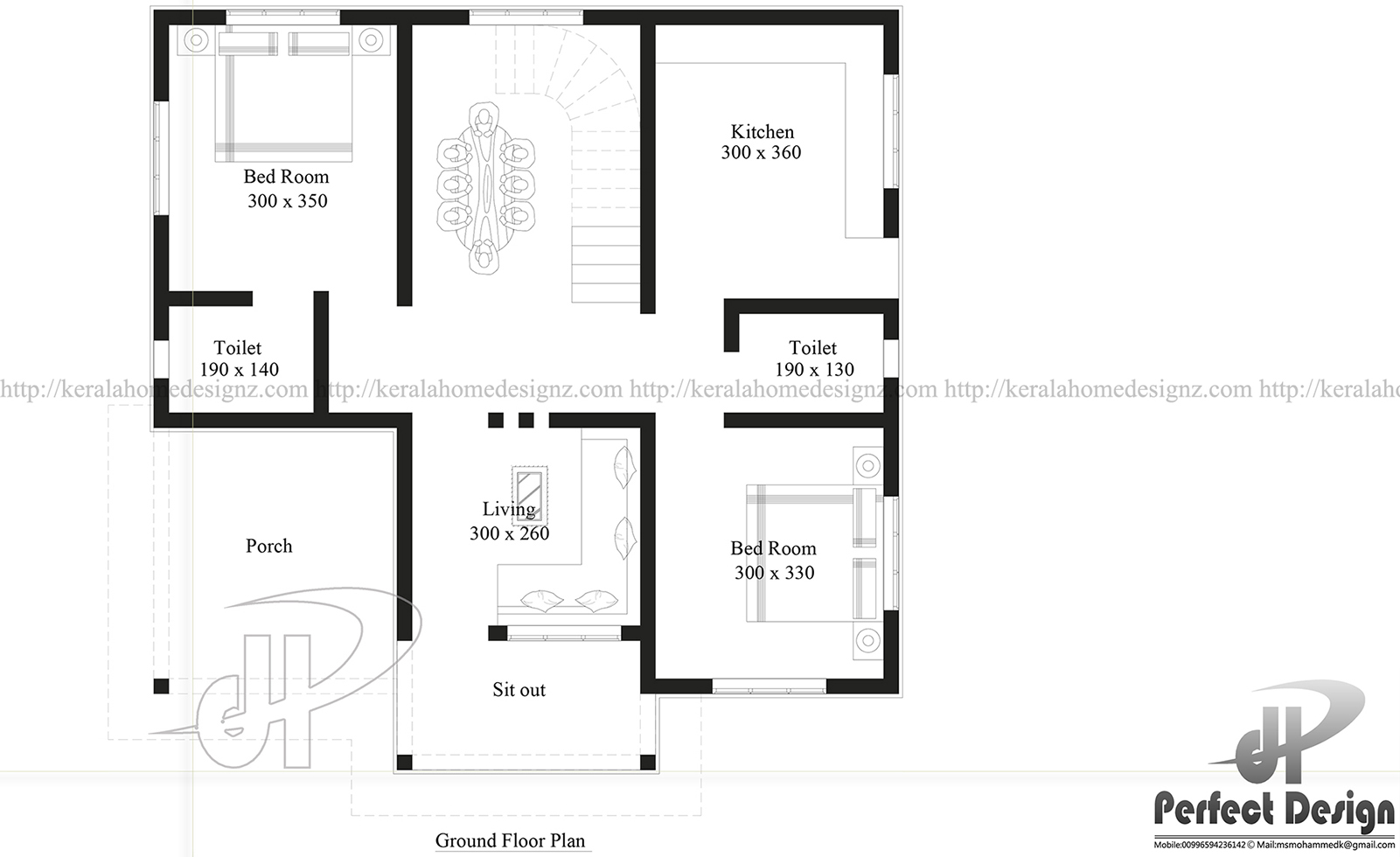 100 Home Design For 300 Sq Ft 100 Studio Floor