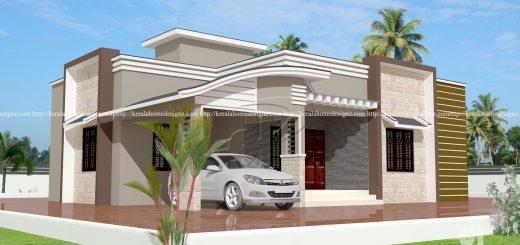 Contemporary Home Pictures home design – kerala home design