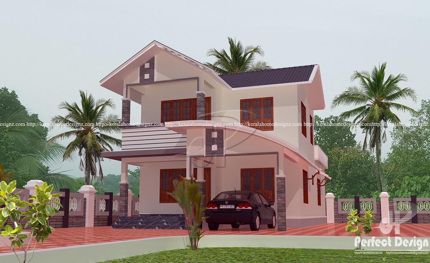 Beautiful Home Designs In 5 Sent Plot