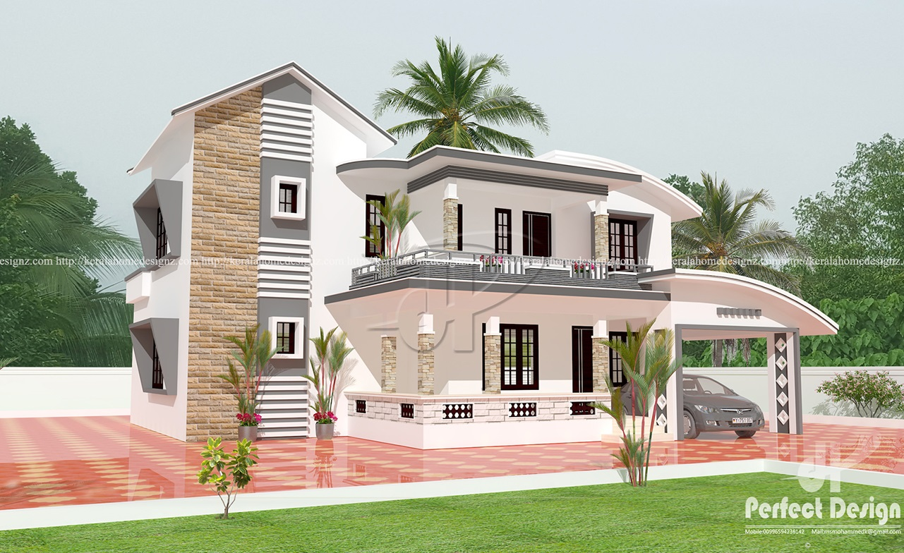 4 Bedroom Mixed Roof Home Part - 15: 4 Bedroom Mixed Roof Home