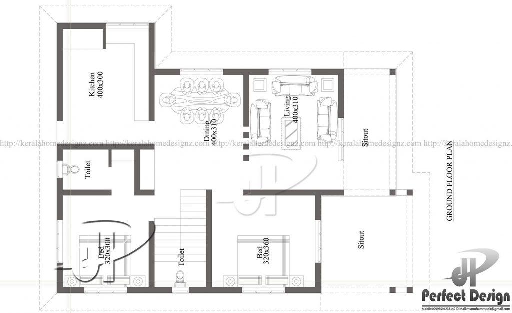 Modern Single Floor Home Design 14 Lac S Kerala Home Design