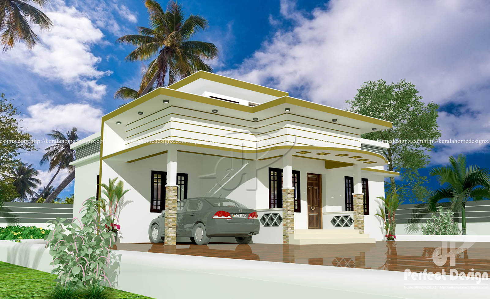 Good Home Design 900 Square Part - 5: Beautiful House Under 900 Square Feet