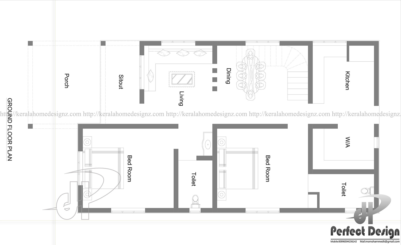 100 Sq Meter To Sq Ft 3 Super Small Homes With