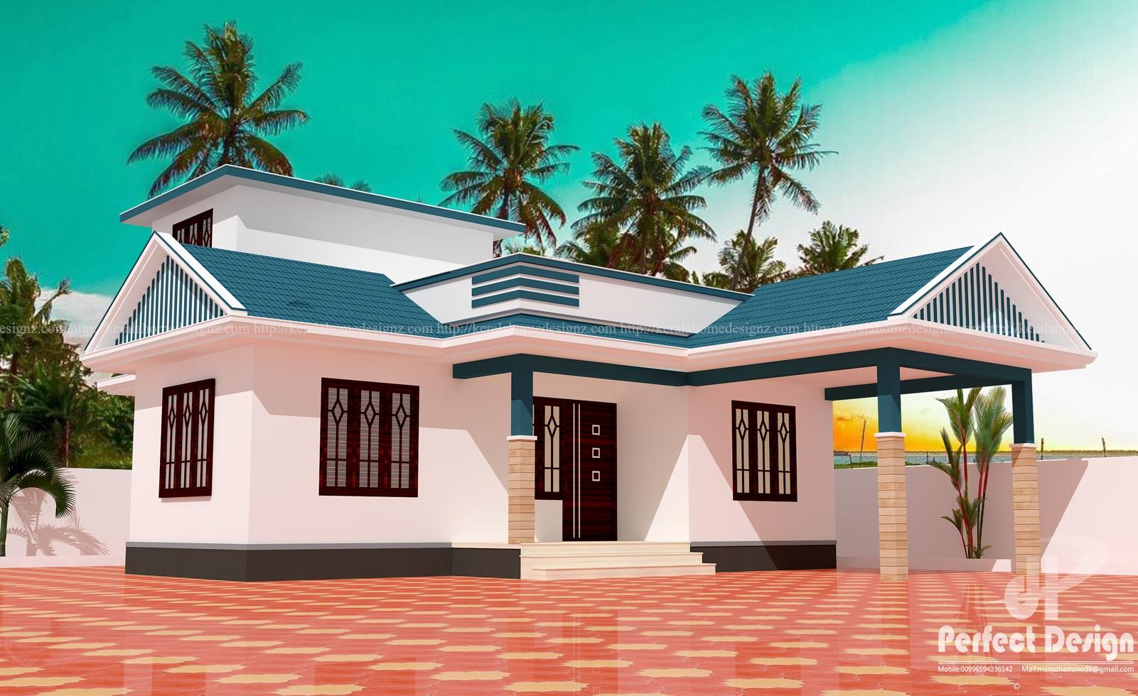 single story home designs. Single story home design Kerala Home Design Story Designs  Plan