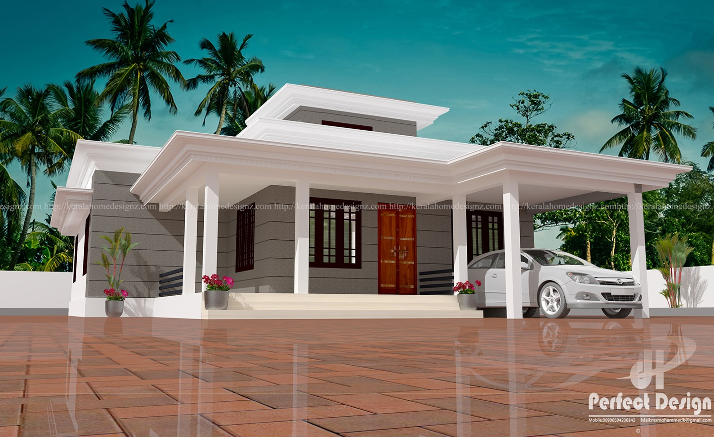 3 Bedroom House At Kochi