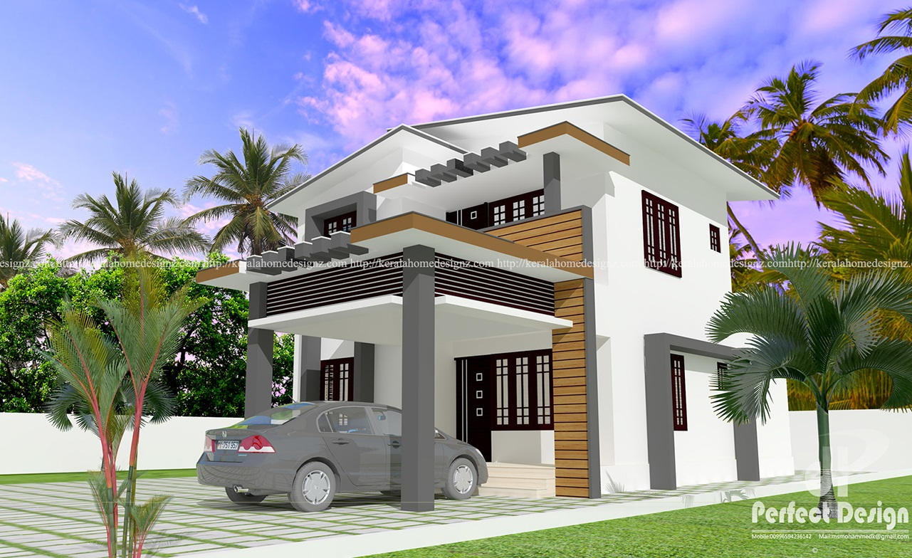 Contemporary Home Designs At Malappuram Part - 40: CONTEMPORARY HOME DESIGNS AT MALAPPURAM