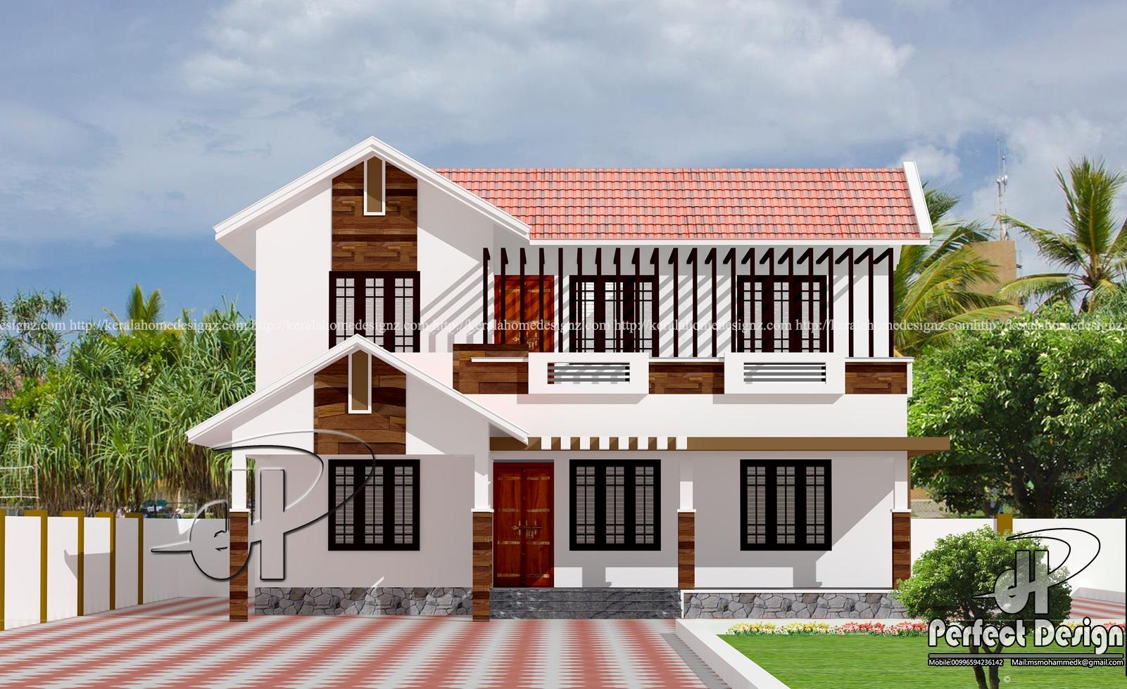 Kerala Style Home Designs Kerala Home Design