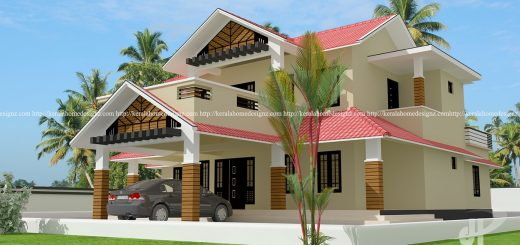 Double Floor Homes Page 3 Kerala Home Design