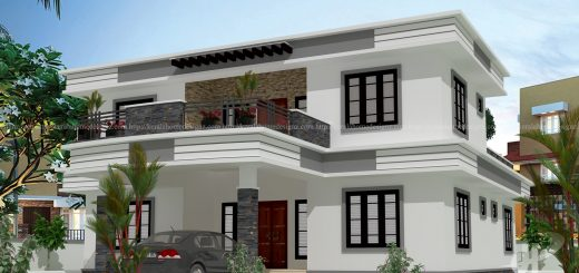 Beautiful Modern Contemporary 4 Bhk Home