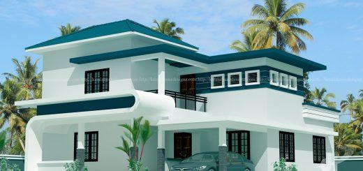 Double Floor Homes – Kerala Home Design