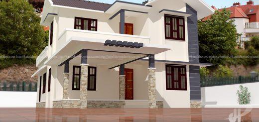 Beautiful Double Floor Home Designs