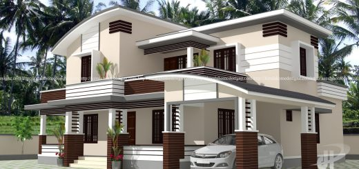 Delightful BEAUTIFUL MODERN HOME DESIGN AT CALICUT Good Looking