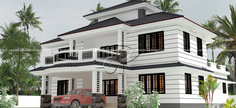 Home Designs In Kerala